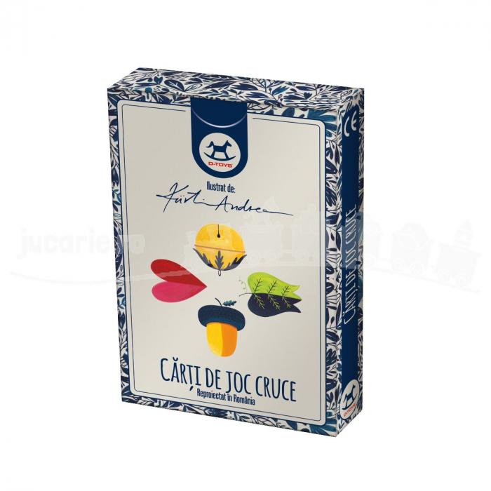 Cărți de Joc - Cruce - Carton [0]