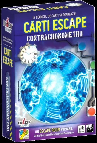 Cărți Escape - Contracronometru 0