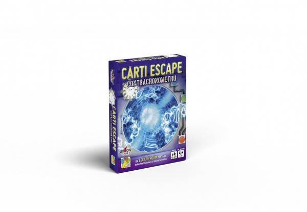 Cărți Escape Ed. II- Contracronometru 0
