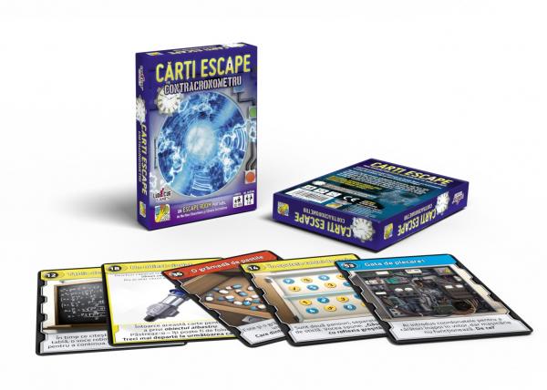 Cărți Escape Ed. II- Contracronometru 1