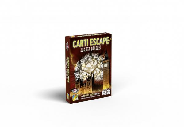Cărți Escape Ed. II- Soarta Londrei 0