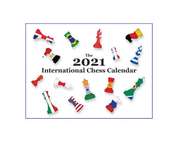 Calendar Sah International 2021 0