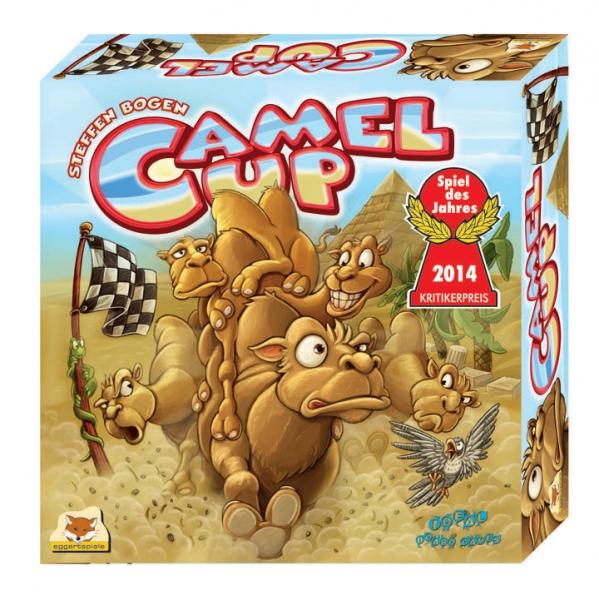 Camel Up imagine