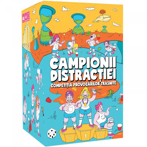 Campionii Distractiei (RO) 0