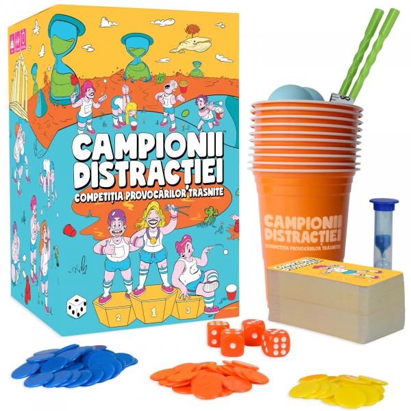 Campionii Distractiei (RO) 2