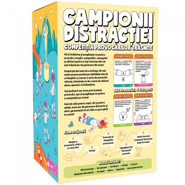Campionii Distractiei (RO) 5