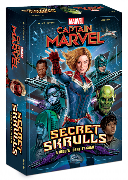 Captain Marvel: Secret Skrulls (EN)
