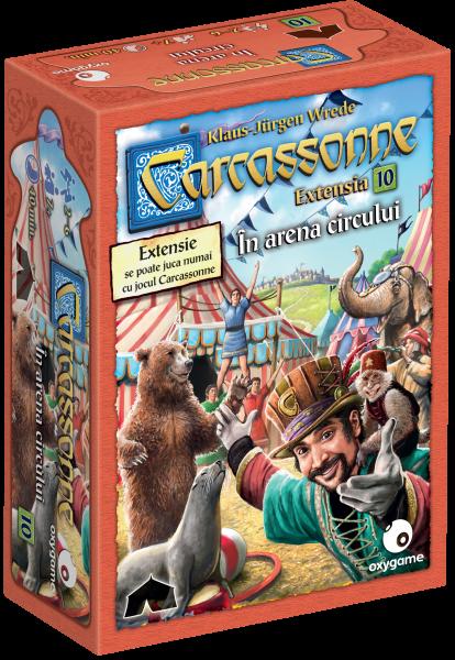 Carcassonne, extensia 10: In arena circului 1