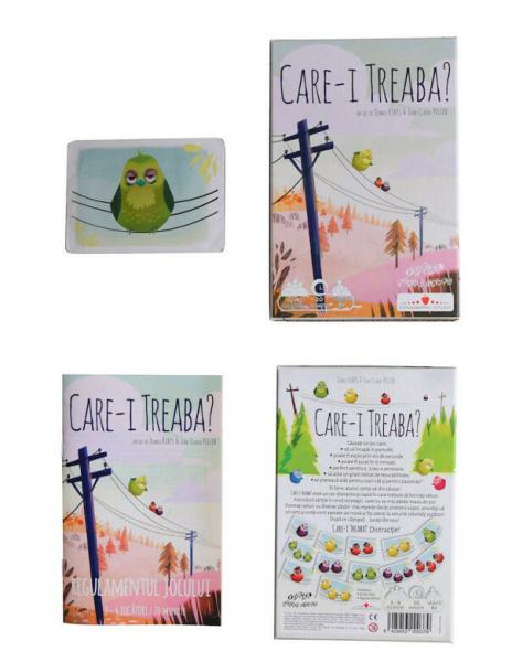 CARE-I TREABA? 2