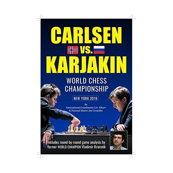 Carte : Carlsen vs. Karjakin: World Chess Championship New York, 0