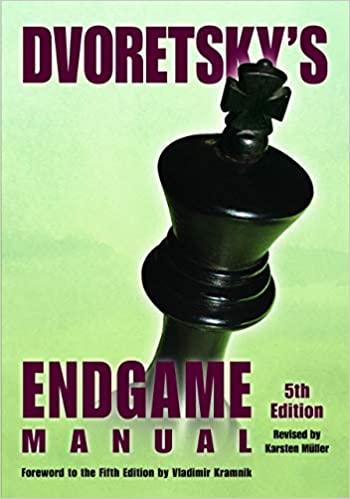 Carte : Dvoretsky s Endgame Manual, ed. a V-a - Mark Dvoretsky imagine