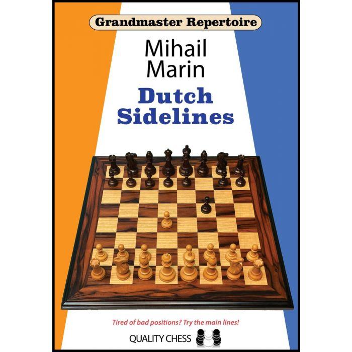 Carte: GM Repertoire: Dutch Sidelines - Mihail Marin [0]
