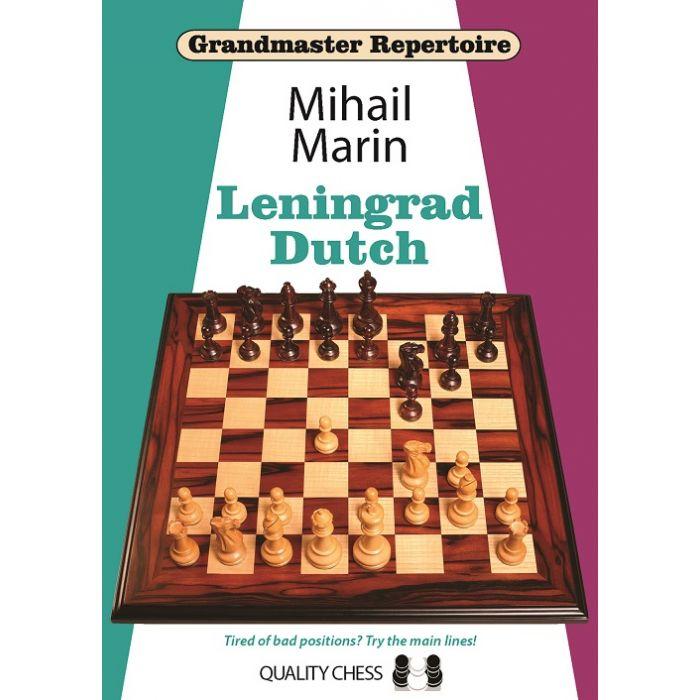 Carte: GM Repertoire: Leningrad Dutch - Mihail Marin [0]