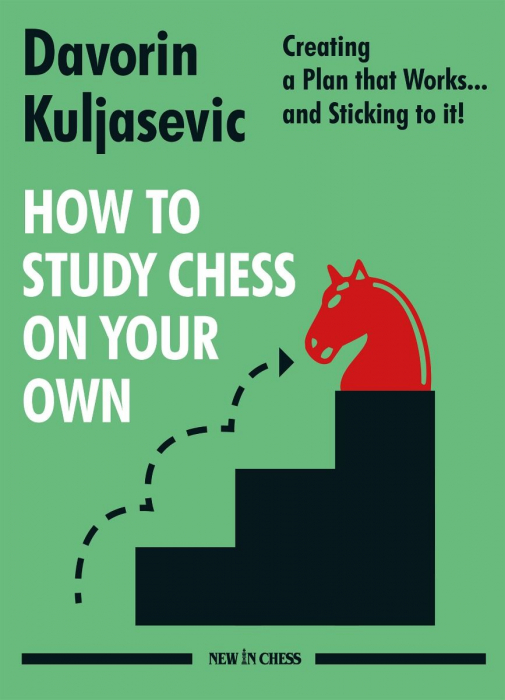 Carte : How to Study Chess on Your Own - Davorin Kuljasevic [0]
