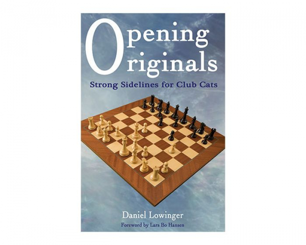 Carte : Opening Originals - Strong Sidelines for Club Cats - Daniel Lowinger 0