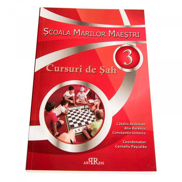 Carte - Scoala Marilor Maestri - A. Berescu, C. Ardelean, C. Ionescu, vol. 3 imagine
