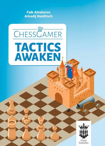 Carte : Tactics Awaken - F. Aleskerov , A. Naiditsch imagine