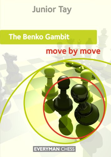 Carte: The Benko Gambit : Move by Move - Junior Tay 0