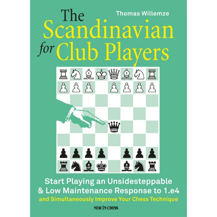Carte : The Scandinavian for Club Players - Thomas Willemze [0]