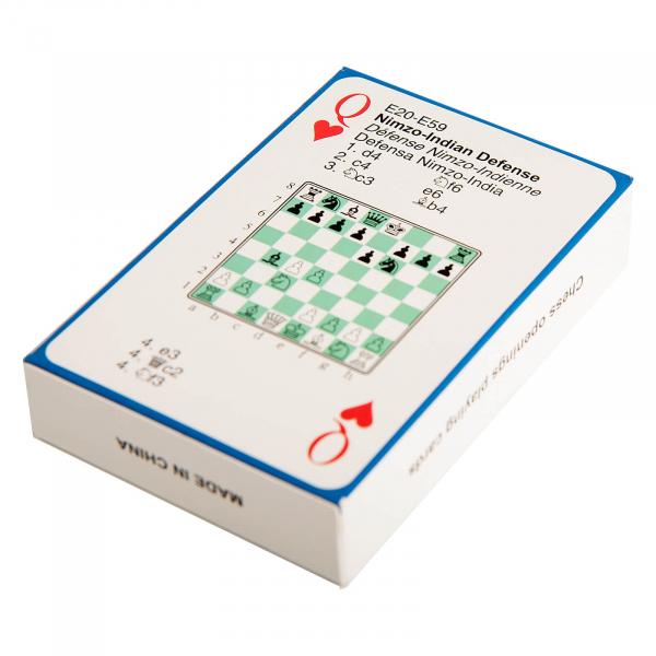 Carti de joc  cu deschideri 0