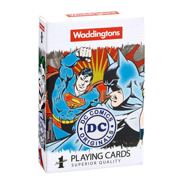 Carti de joc DC Retro