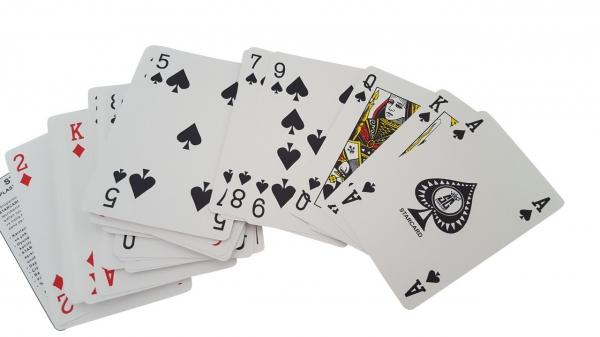 Carti de joc din plastic Hockey Star, double deck 3