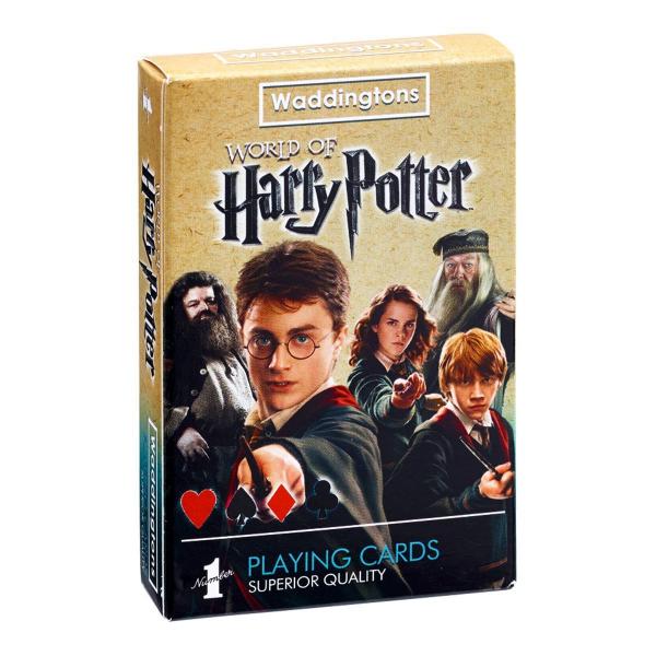Carti de joc Harry Potter
