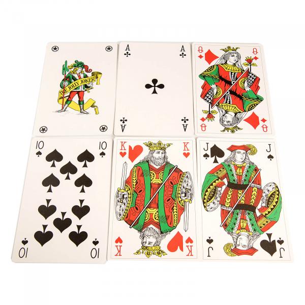 Carti de joc Jumbo  Star model mare [2]