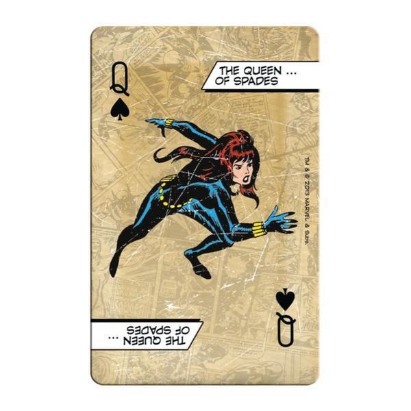 Carti de joc Marvel Retro 0