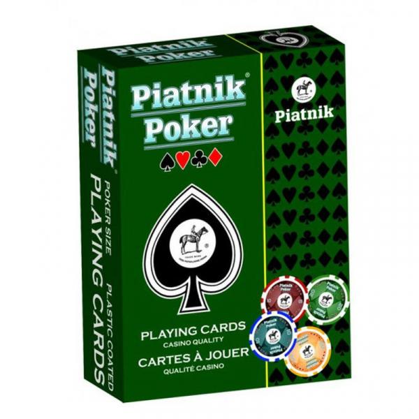 Carti de joc Poker Star Club-Piatnik 0