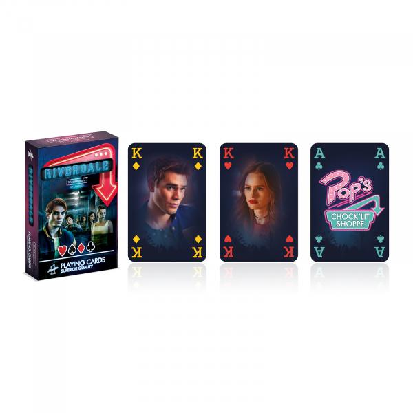 Carti de joc Riverdale 1