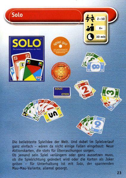 Carti de Joc Solo [1]