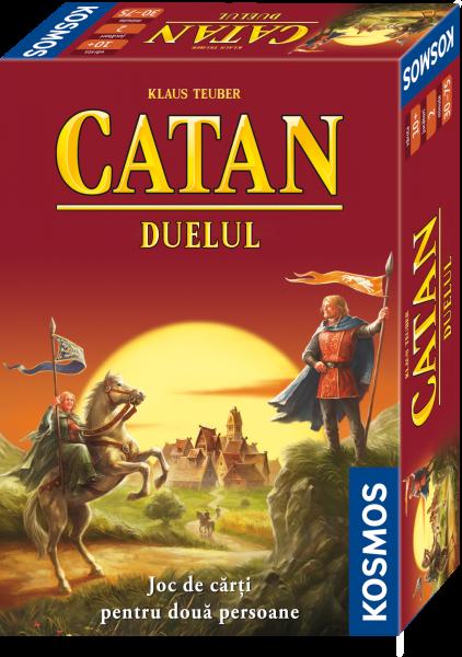CATAN - Duelul