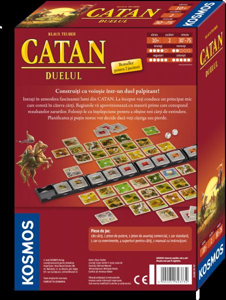 CATAN - Duelul 2