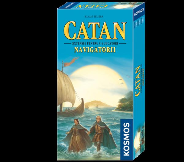 Catan - Navigatorii extensie 5/6 jucatori 0