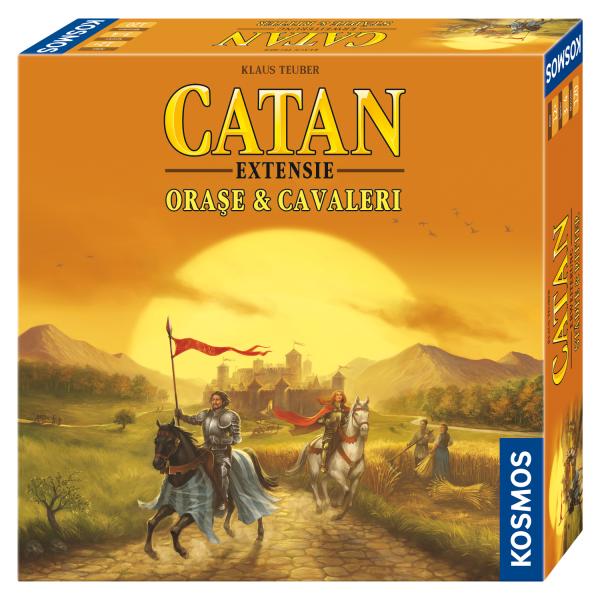 Catan - Orase&Cavaleri (extensie) [0]