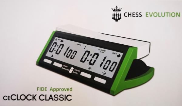 Ceas de sah CE Clasic 0