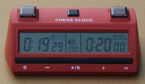Ceas de sah - Chess Pro 0