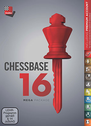 Chessbase 16 Mega Package 0