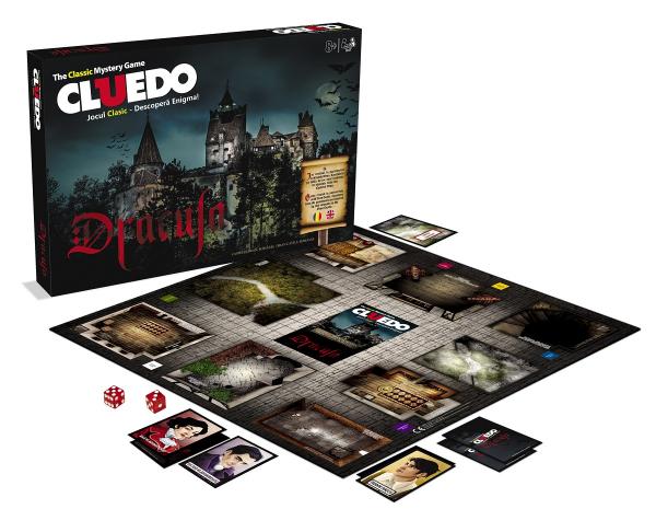 Cluedo - Dracula (RO-EN) 1