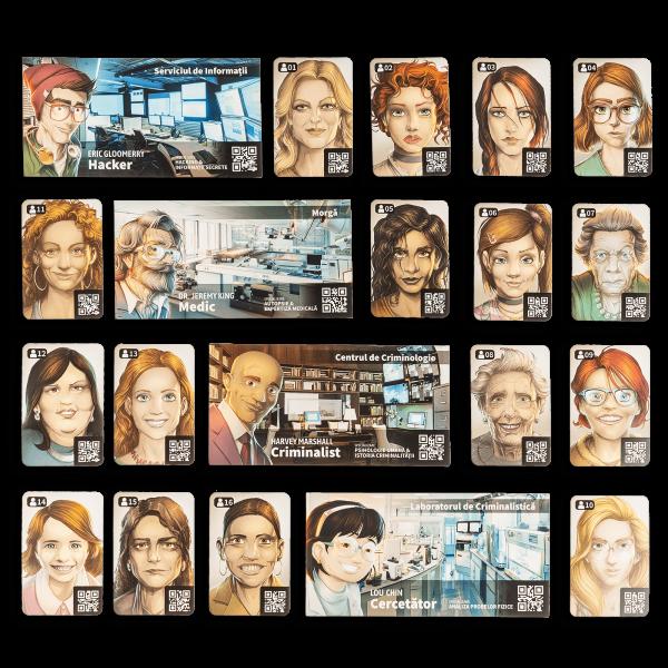 Cronicile Crimei (RO) - Joc de investigatie interactiv 4