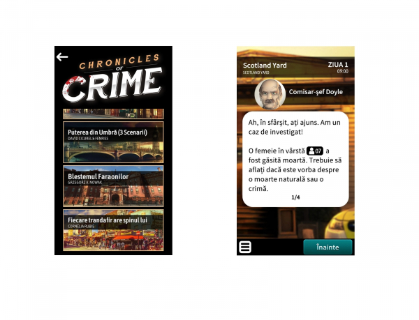 Cronicile Crimei (RO) - Joc de investigatie interactiv 8