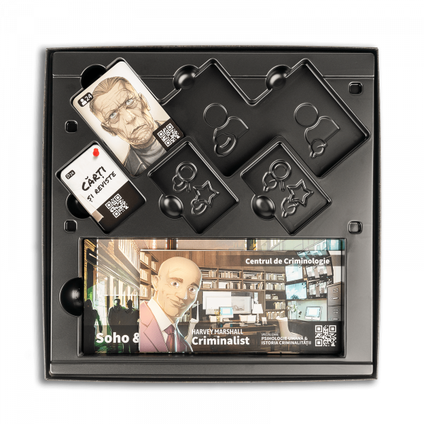 Cronicile Crimei (RO) - Joc de investigatie interactiv 6