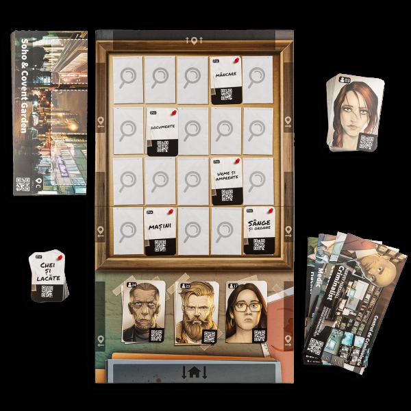 Cronicile Crimei (RO) - Joc de investigatie interactiv 2