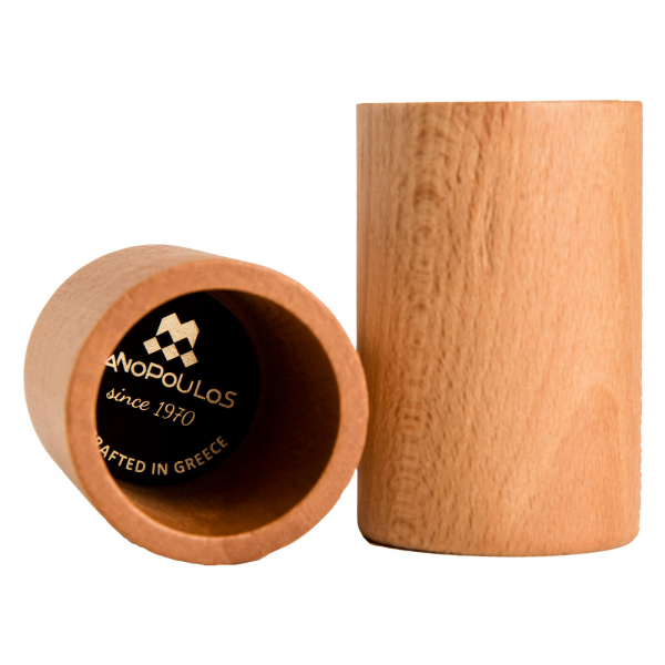 Cupa lemn pentru zaruri-2 bucati 0