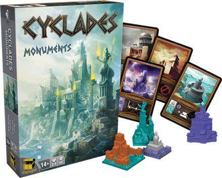 Cyclade: Monuments [1]