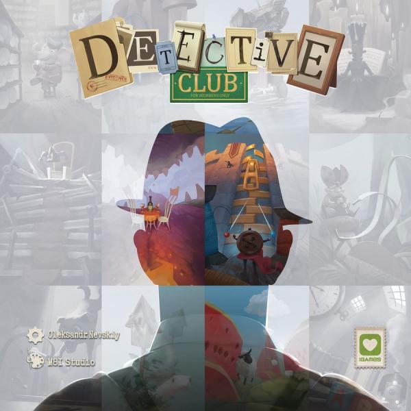 Detective Club 3