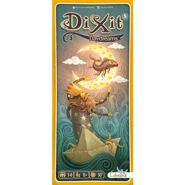 DIXIT DAYDREAMS RO 3