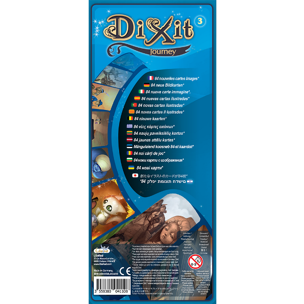 DIXIT JOURNEY RO 0