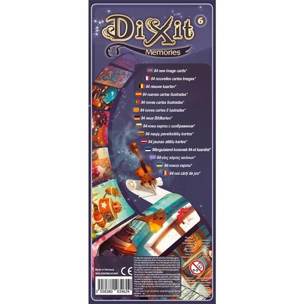 DIXIT MEMORIES RO 0
